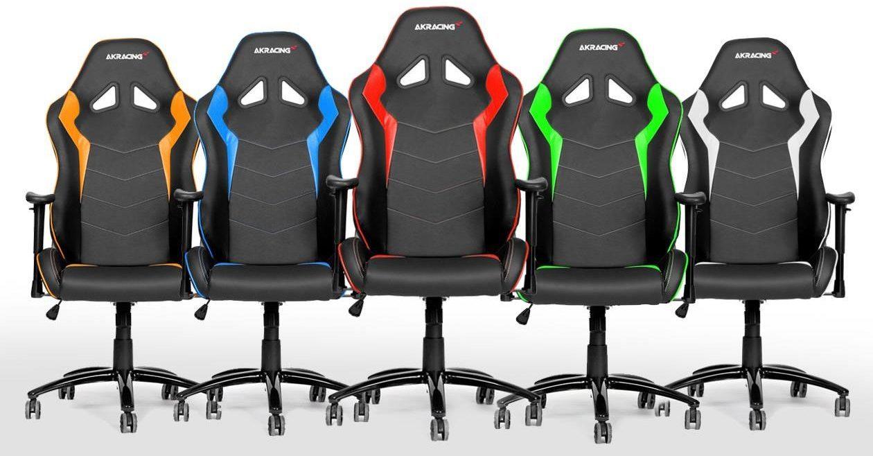 Mejores sillas AK Racing 2019