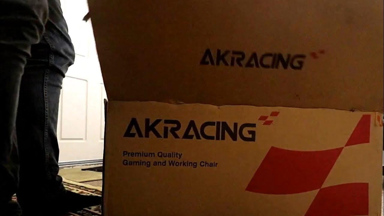 Silla gaming AK RACING PROX opiniones y reviews