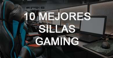 Top 10 mejores sillas gaming del mercado
