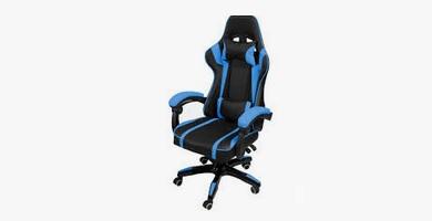 mejores sillas gaming azul