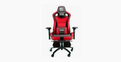 mejores sillas gaming roja