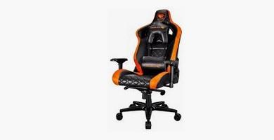 mejores sillas gaming naranja