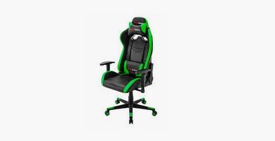 mejores sillas gaming verde