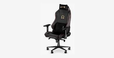review de la silla gaming secretlab omega